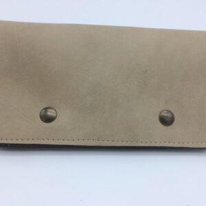 Porte-monnaie porte-cartes cuir par saturnin